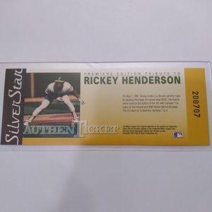 Vintage baseball silver star card premier edition